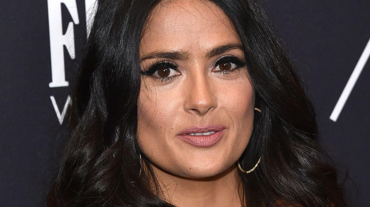 Salma Hayek raconte l'enfer que lui a fait vivre Harvey Weinstein