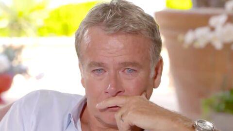 Franck Dubosc s'effondre face à Karine Le Marchand