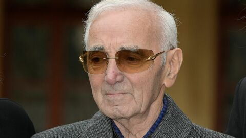 Charles Aznavour en concert malgré ses problèmes de santé, il se livre