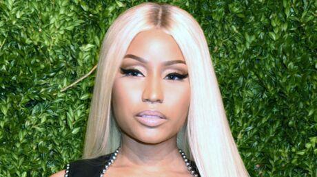 PHOTO Nicki Minaj: presque nue en culotte et cache-tétons, elle affole la toile