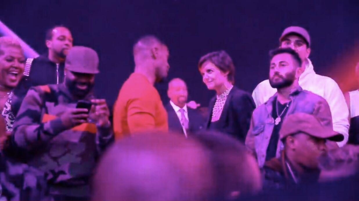 Jamie Foxx et Katie Holmes: très rare apparition ensemble pour les 50 ans de l'acteur