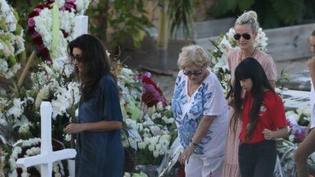 Mort de Johnny Hallyday: comment s'est passée la première nuit de Laeticia à Saint-Barthélemy?