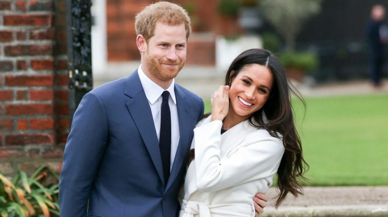 Meghan Markle et le prince Harry annoncent la date exacte de leur mariage ,  Voici