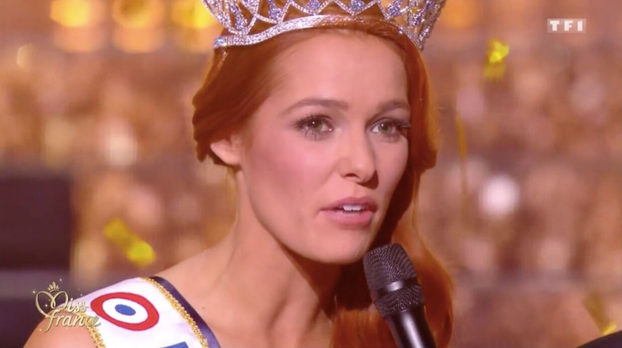 Maëva Coucke, Miss Nord-Pas-de-Calais, sacrée Miss France 2018!
