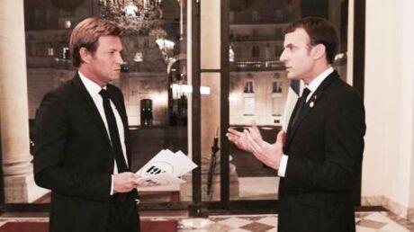 Laurent Delahousse très critiqué après son interview d'Emmanuel Macron