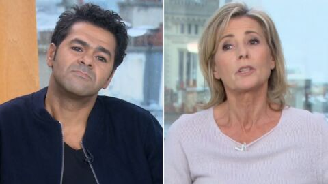 VIDEO Jamel Debbouze s'énerve suite à une question de Claire Chazal et c'est TRÈS tendu