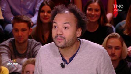 VIDEO Fabrice Éboué révèle qu'il a viré Franck de Lapersonne de son dernier film