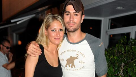 Enrique Iglesias et Anna Kournikova sont les heureux parents de jumeaux
