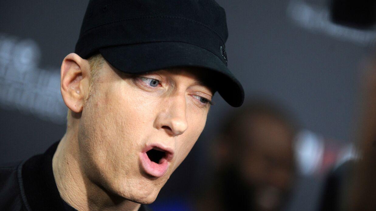 Eminem est-il bisexuel? La phrase qui sème le doute