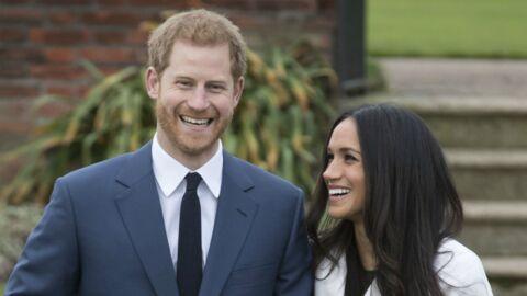 Harry et Meghan dévoilent les photos officielles de leurs fiançailles… et elles sont sublimes!