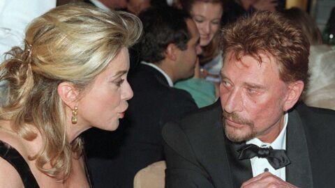 Johnny Hallyday: Catherine Deneuve avoue avoir eu «plus que de l'affection» pour le rocker