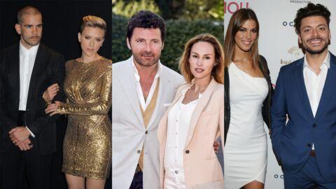 Rétro 2017: Scarlett Johansson et Romain Dauriac, Philippe Lellouche et Vanessa Demouy… tous ces couples qui se sont séparés