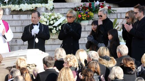 Obsèques de Johnny Hallyday: des personnalités ont tout fait pour obtenir un carton d'invitation