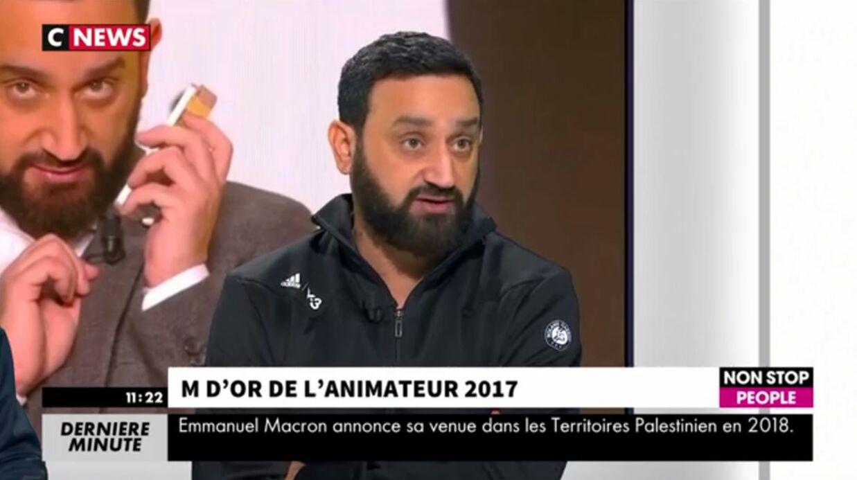 Thierry Moreau de retour dans Touche pas à mon poste? Cyril Hanouna répond