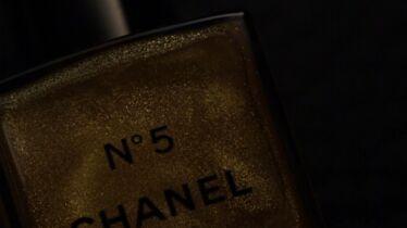 Quelques grammes d'or fragmenté