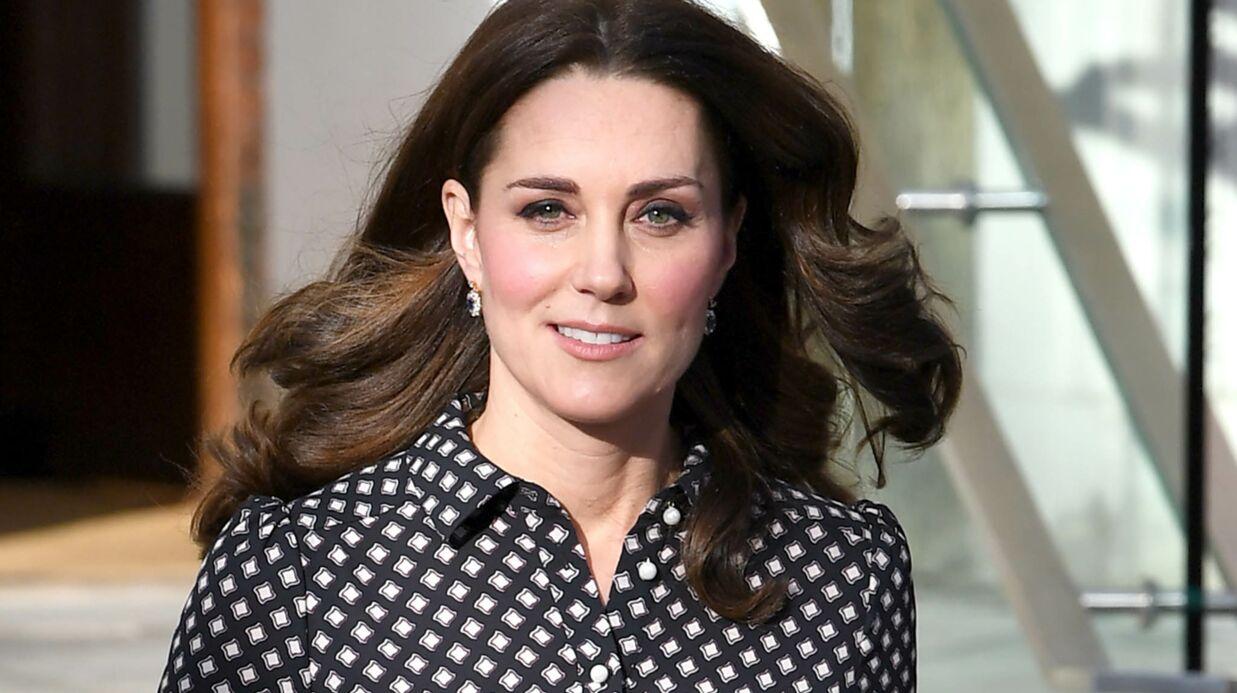 Après un début de grossesse difficile, Kate Middleton se sent bien