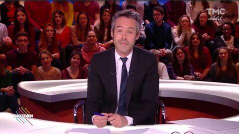 VIDEO Quotidien ironise sur l'intervention d'Emmanuel Macron dans Baba Noël