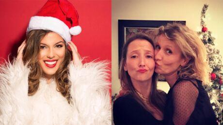 PHOTOS Iris Mittenaere, Alexandra Lamy, Laëtitia Milot… Les stars fêtent Noël sur Instagram