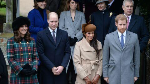PHOTOS Meghan Markle superbe pour célébrer Noël avec la famille royale britannique