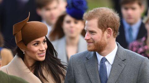 Meghan Markle: son étonnant chapeau pour la messe de Noël lui vaut bien des moqueries