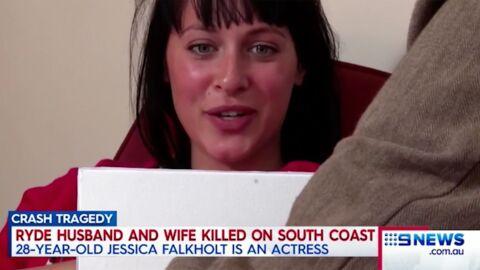 Une actrice de 28 ans entre la vie et la mort après un accident, ses parents tués sur le coup