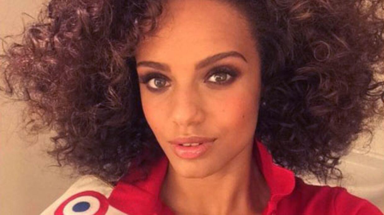 PHOTO Alicia Aylies: trahie par les flashs, Miss France 2017 en dévoile un peu trop!