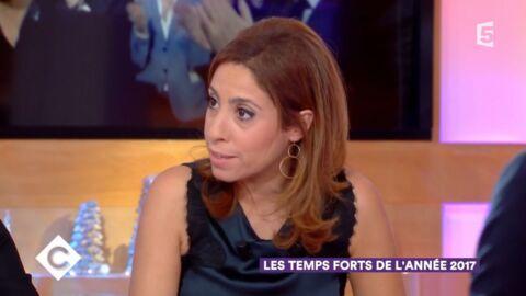 VIDEO Léa Salamé: son anecdote troublante (et très triste) sur Penelope Fillon
