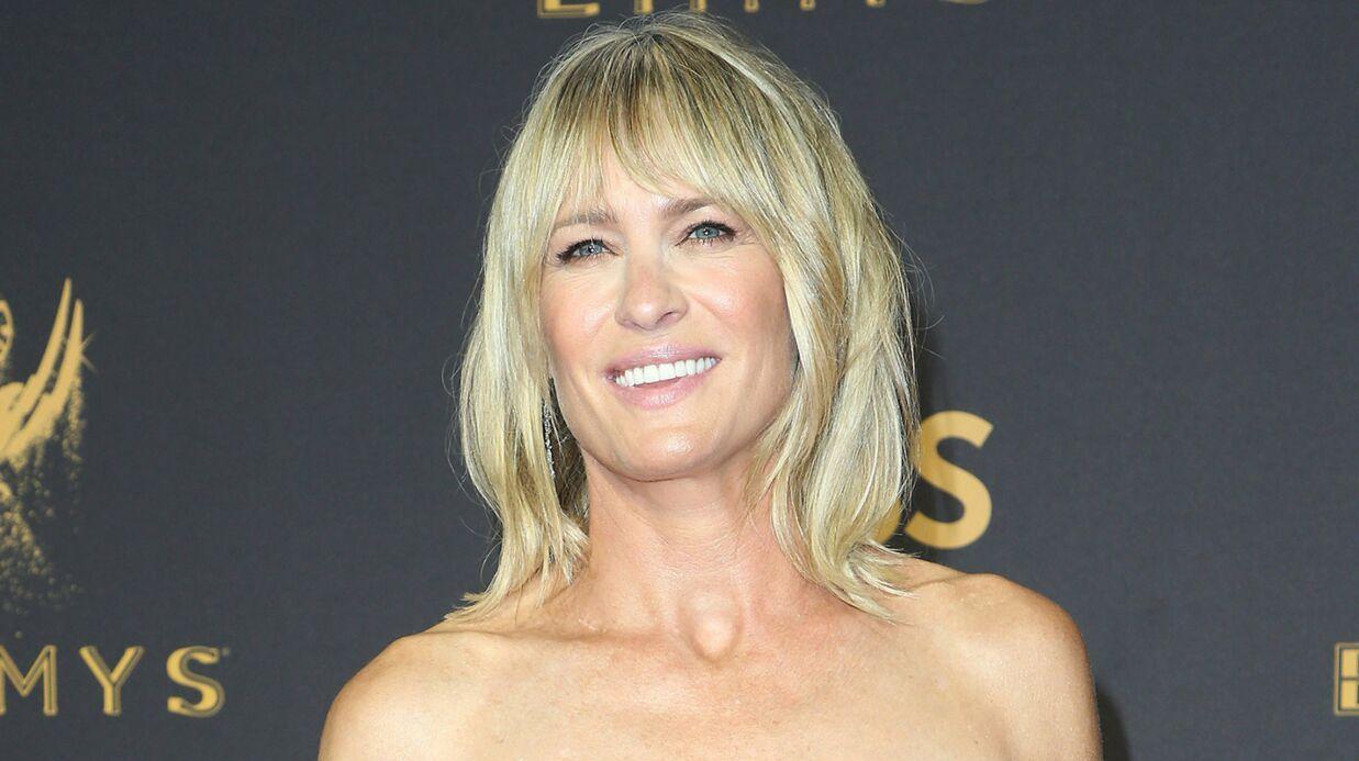 Robin Wright: à 51 ans, l'actrice sort avec un jeune et beau brun (et il est Français!)