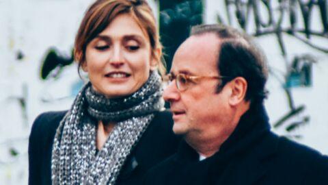 François Hollande et Julie Gayet: leurs vacances normandes en amoureux, ils ne se cachent plus