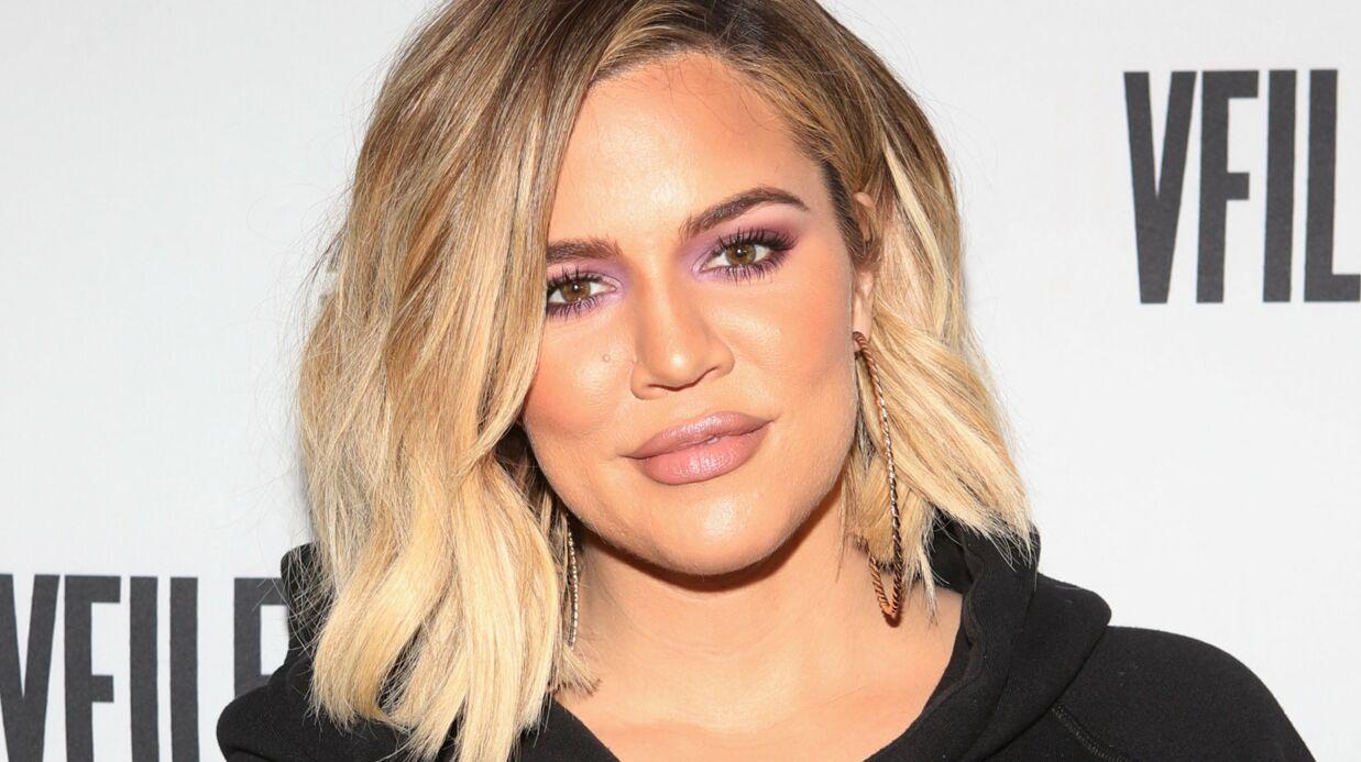 Khloé Kardashian: critiquée à cause de ses séances de sport à 6 mois de grossesse, elle réplique