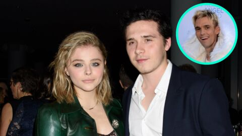 Aaron Carter drague ouvertement Chloë Grace Moretz, déjà en couple avec Brooklyn Beckham