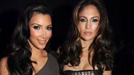 PHOTO Jennifer Lopez invite Kim Kardashian à sa soirée tacos et elles s'éclatent