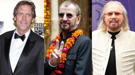 Quel est le point commun entre Hugh Laurie, Ringo Starr et le chanteur des Bee Gees?