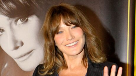 Carla Bruni: sa drôle de méthode pour perdre les kilos pris pendant les fêtes