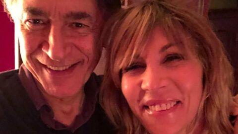 Mathilde Seigner: sa première photo depuis l'accident, Richard Berry donne de ses nouvelles