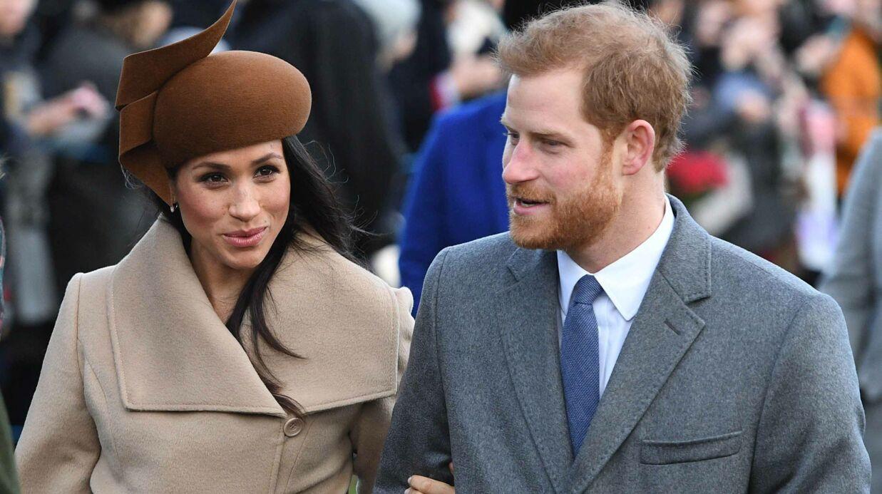 Meghan Markle et le prince Harry: leur réveillon surprise à Nice