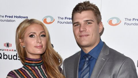 Paris Hilton fiancée: son petit ami Chris Zylka l'a demandée en mariage