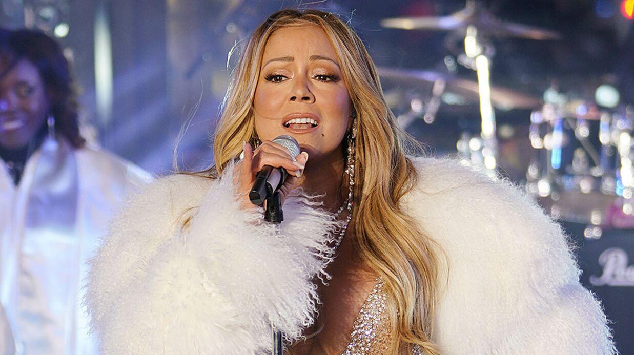 Mariah Carey: son caprice sur scène en plein show du Nouvel An