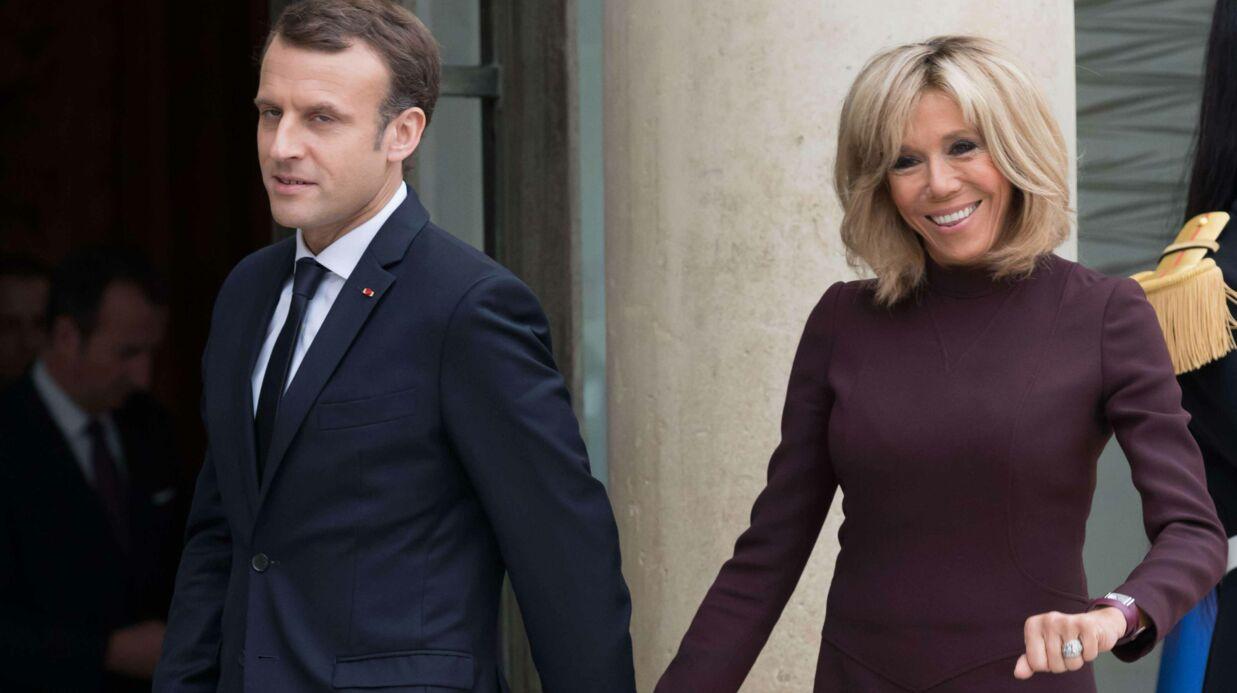 Brigitte Macron: découvrez la bonne résolution de la première dame