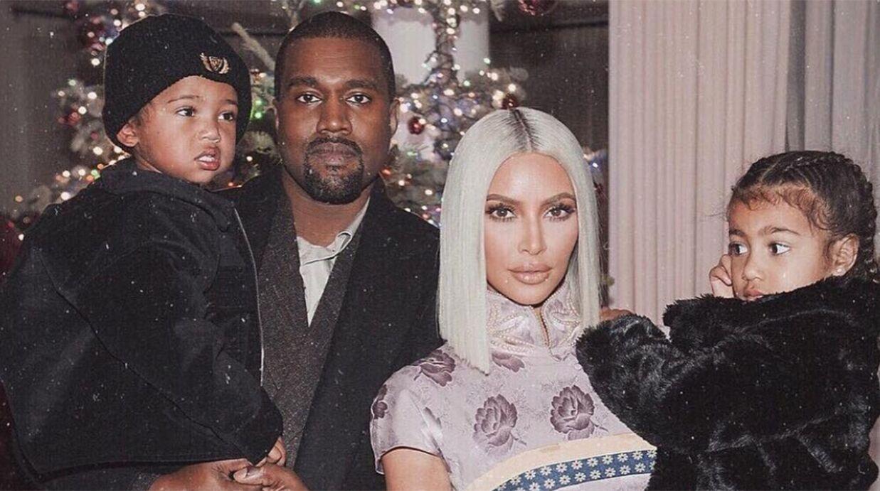 Kim Kardashian: son fils Saint a été hospitalisé avant le réveillon
