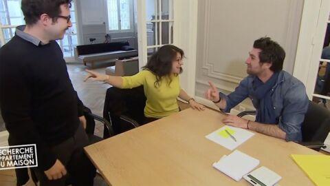 VIDEO Recherche appartement ou maison: un candidat change de style, sa compagne n'en revient pas