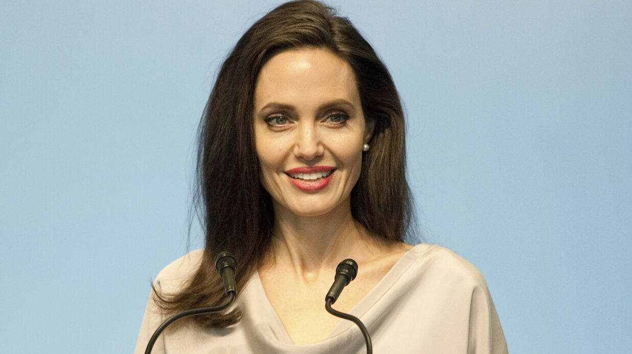 Angelina Jolie fait un don de plus d'un million de dollars à sa fondation pour les femmes