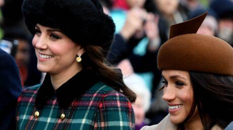 PHOTOS Quand Kate Middleton et Meghan Markle copient leurs looks