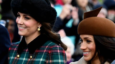 PHOTOS Quand Kate Middleton et Meghan Markle copient leurs looks