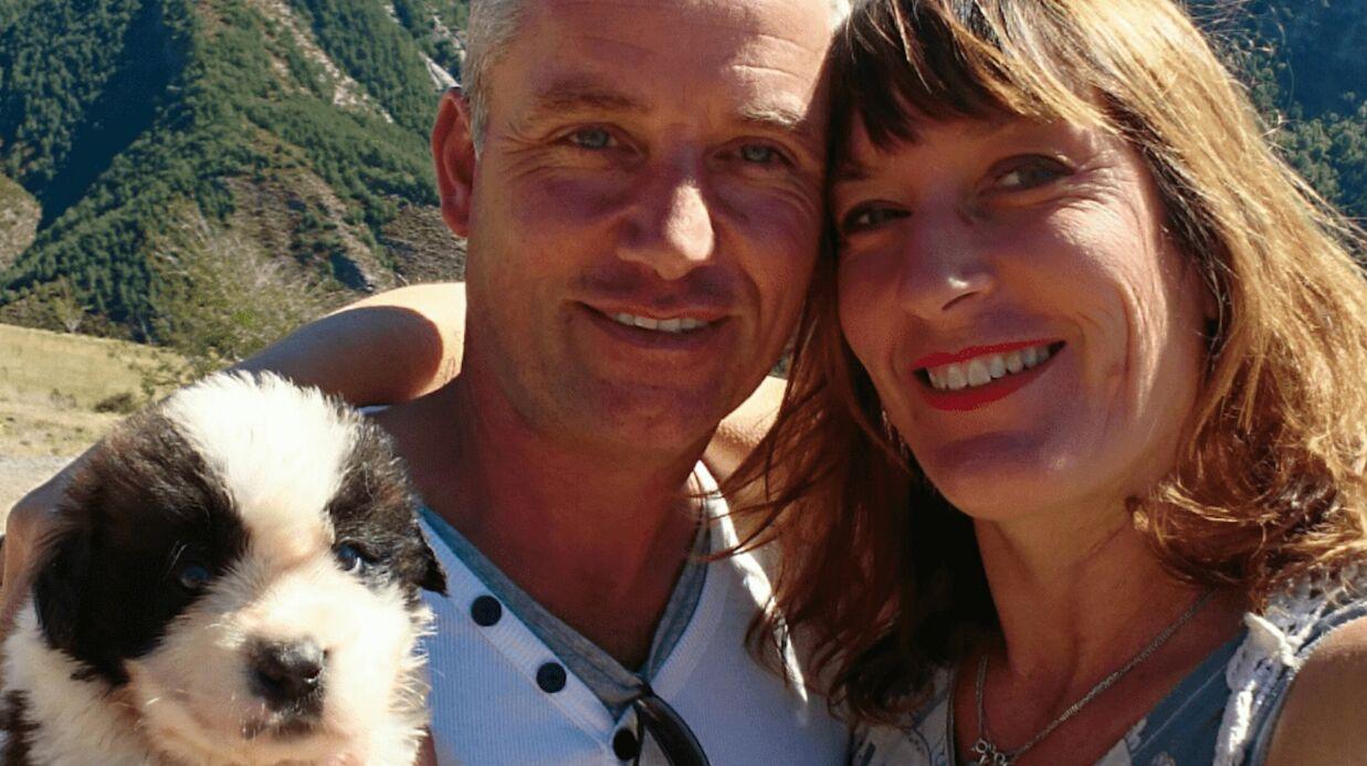 PHOTO L'amour est dans le pré 12: découvrez Steve, le nouveau chéri de Carole, l'éleveuse de Saint-Bernard