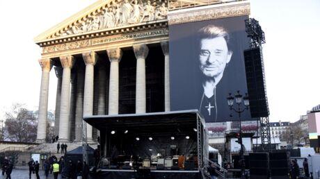 Johnny Hallyday: la Madeleine est un lieu de pèlerinage, le prêtre va rendre hommage à Johnny chaque mois