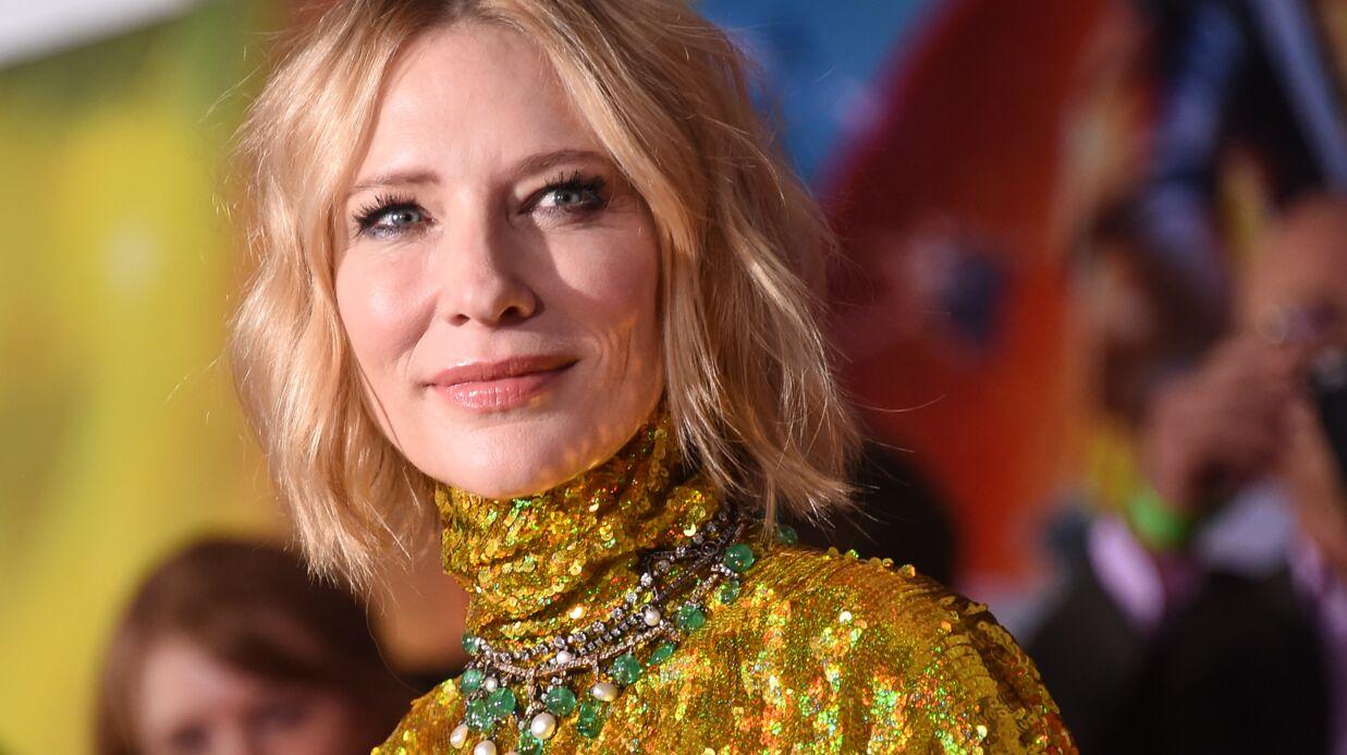Cate Blanchett présidente du jury de Cannes