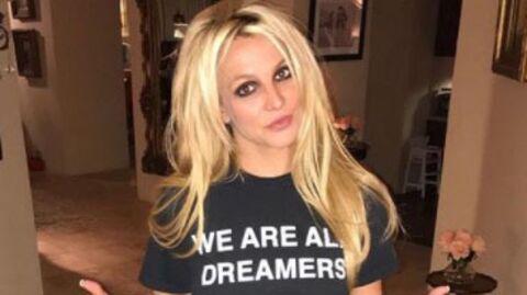 PHOTOS Britney Spears affiche sa silhouette de rêve entourée de ses deux garçons