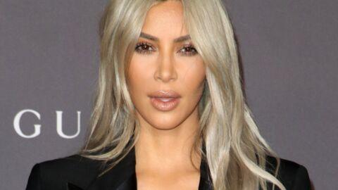 Kim Kardashian toujours aussi sexy lorsqu'elle pose topless, la photo du week-end