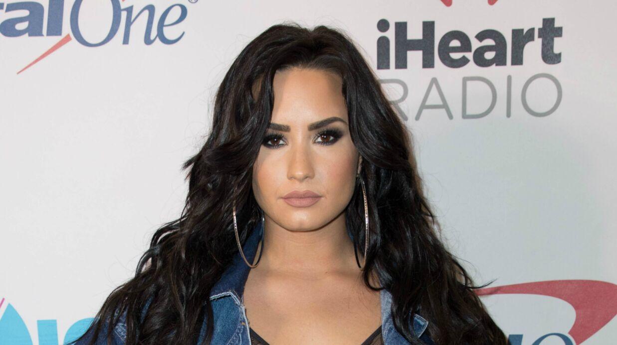 PHOTO Demi Lovato affiche ses cuisses malgré ses complexes